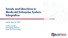 Trends and Directions in MES Integration